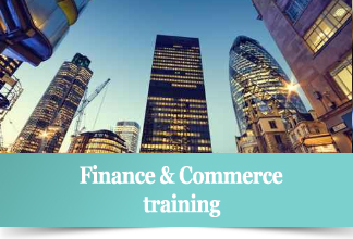 Finance and commerce training courses